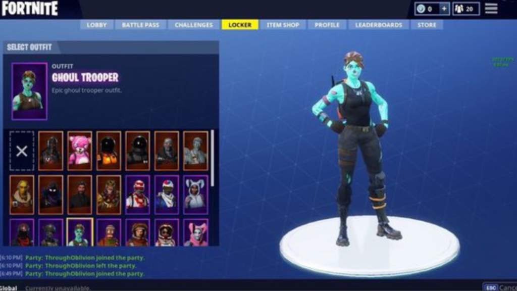 My Top 5 Skins Fortnite Battle Royale Armory Amino