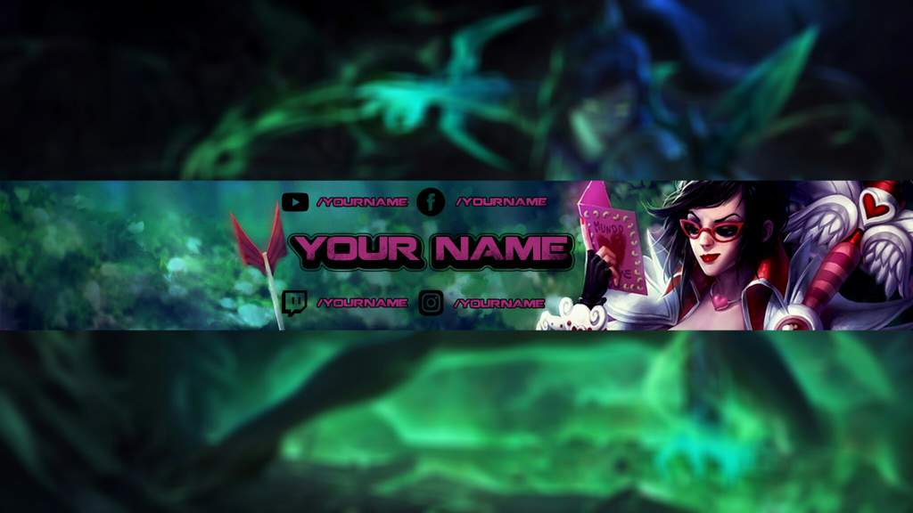 Youtube Banner League Of Legends Official Amino