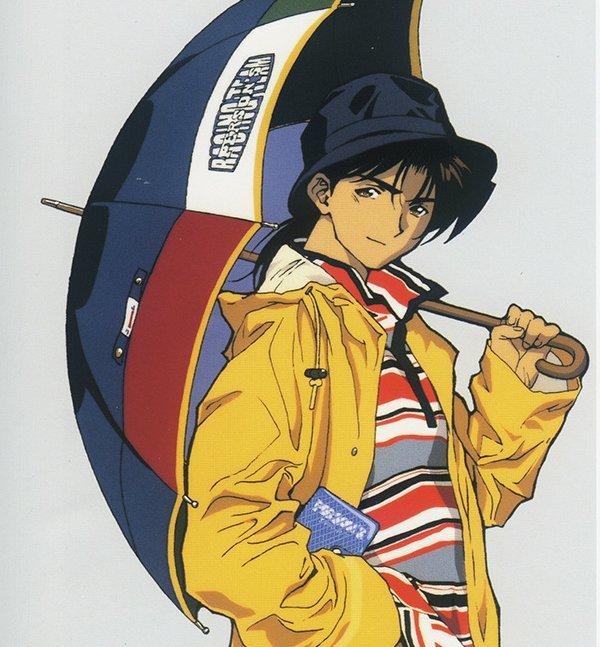80s Anime Fashion