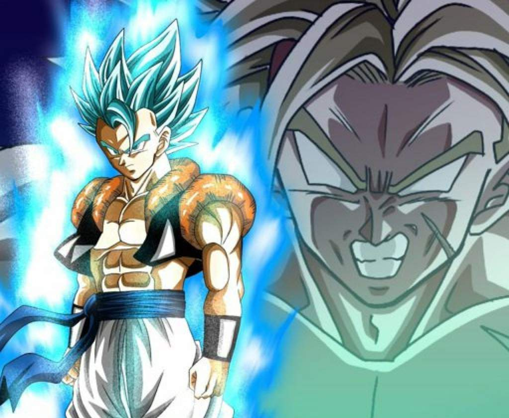 Dragon Ball Super Broly The Outcome I Want For Gogeta Vs Broly