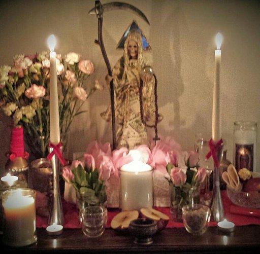 Featured | Santa Muerte Amino