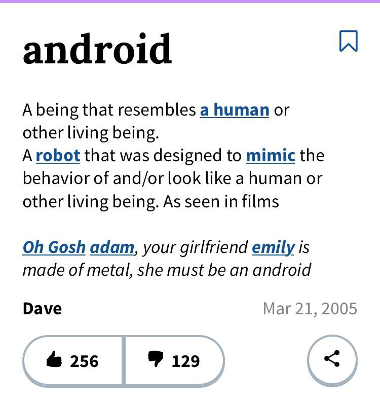 You Gotta Love The Urban Dictionary Detroitbecome Human Official Amino