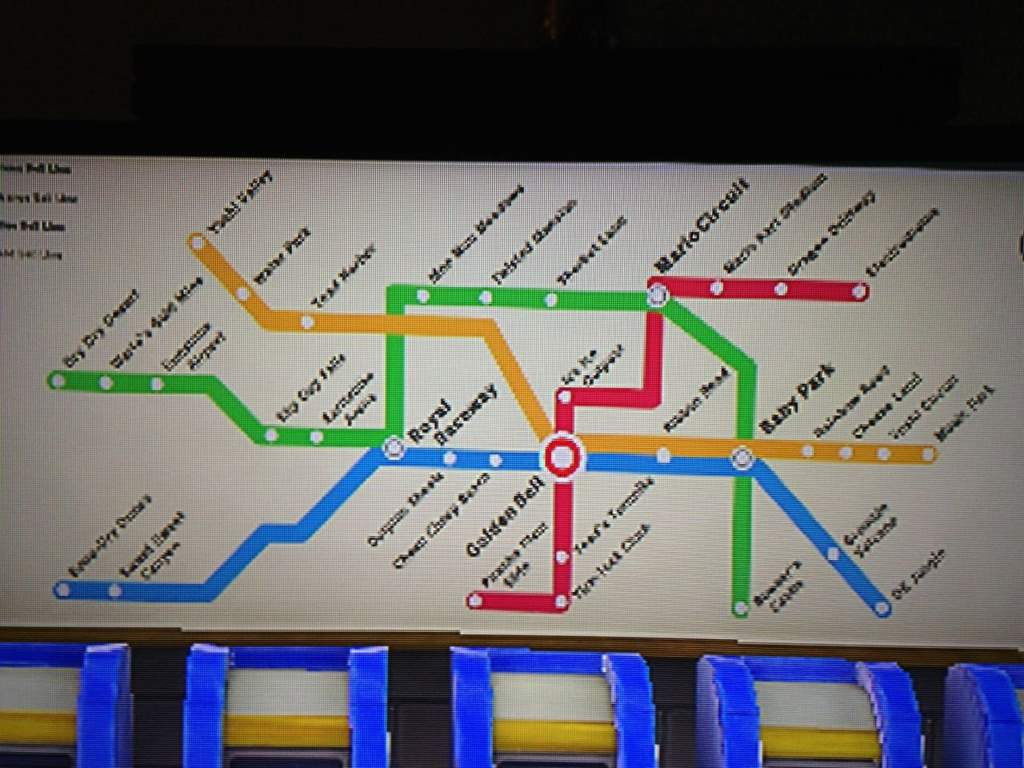 Sfm Subway Map.Inkopolis Metro Map Splatoon Amino