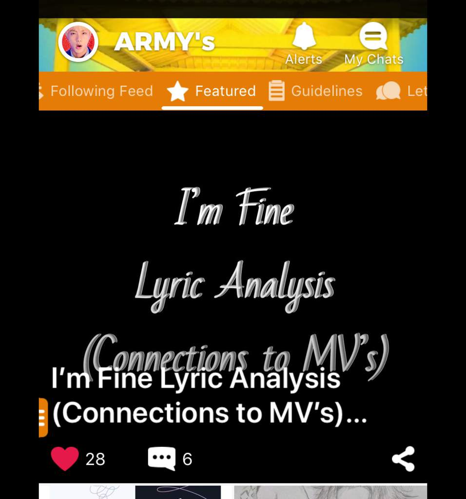 I'm Fine Lyric Analysis (Connections to MV's) | ARMY's Amino