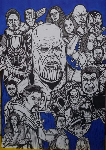 Infinitywar Comics Fr Amino
