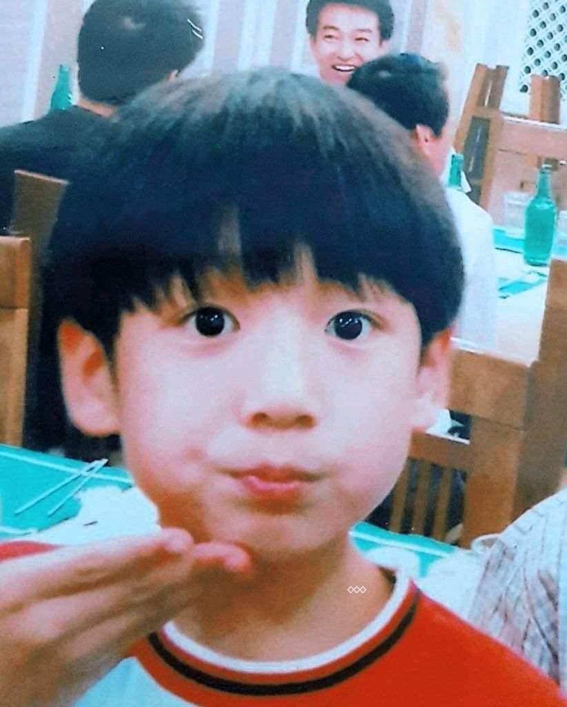 Global Cyber University South Korea: BTS Childhood Photos (educational)