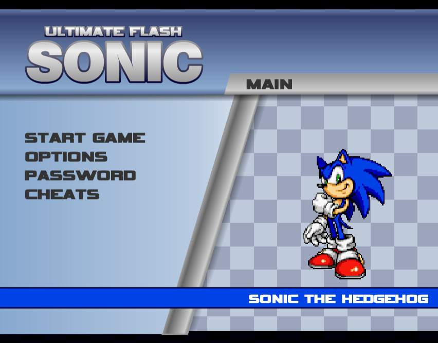 Some More Sonic Flash Games Sonic The Hedgehog Amino