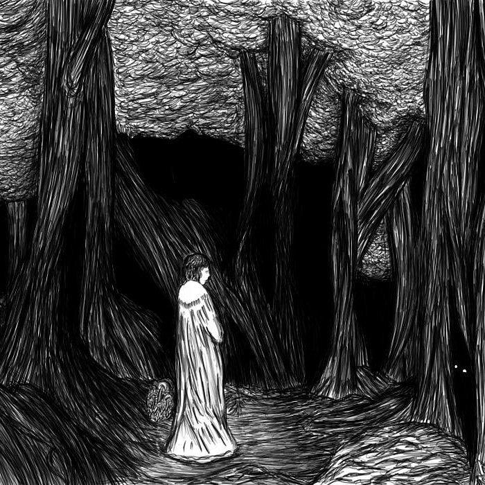 New Dante In The Dark Woods Art Amino