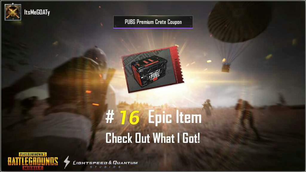 I get Trash items everytime i open one :( | PUBG Mobile Amino