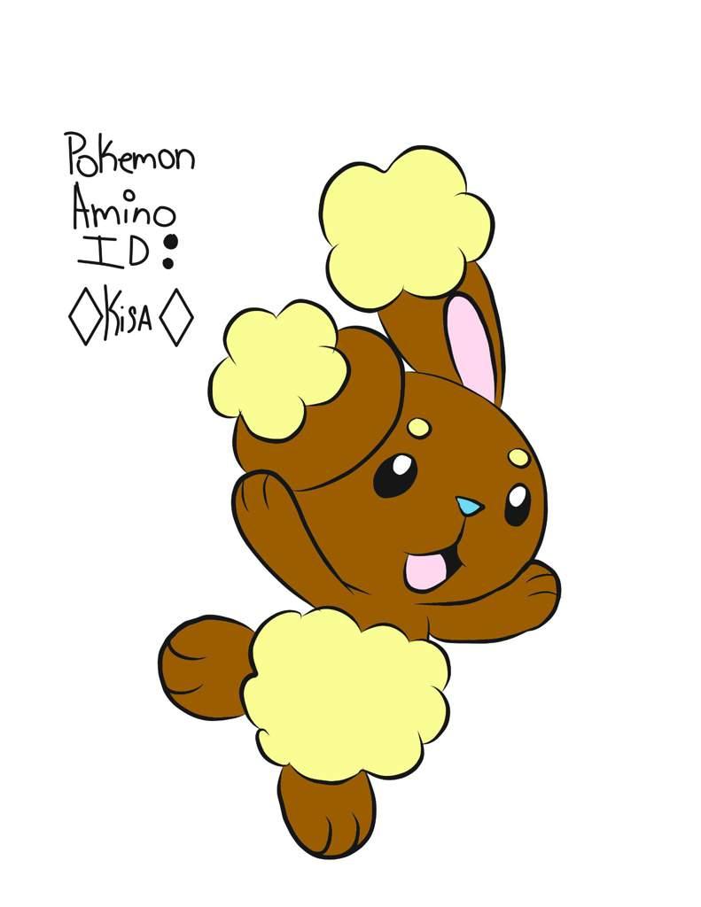 Buneary Drawing Pokémon Amino
