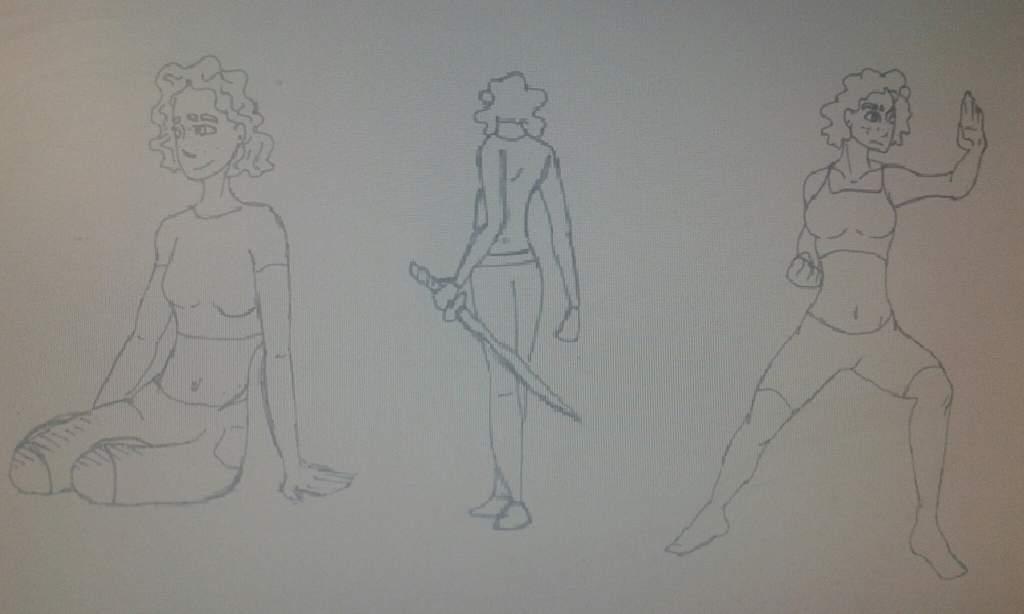 Astrid Shiva- Drawings | Marvel Amino