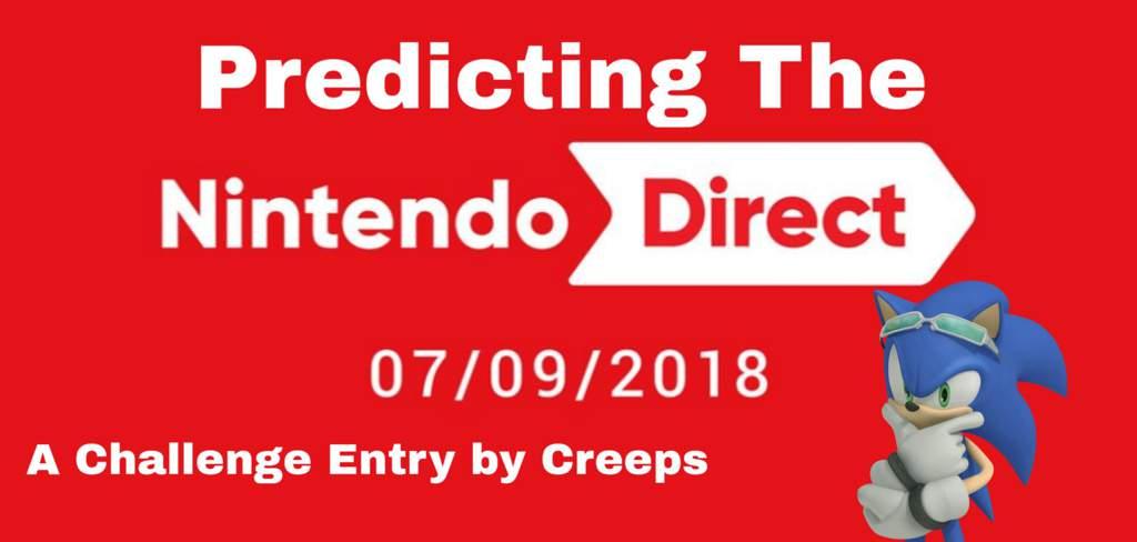 predicting the nintendo direct smash ultimate amino