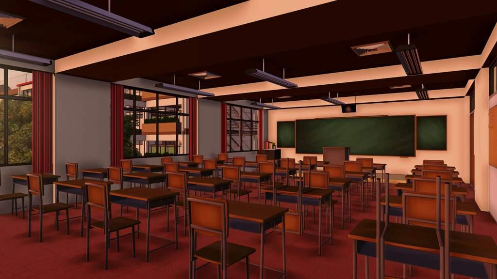 природную картинки японская школа внутри хранились компьютере