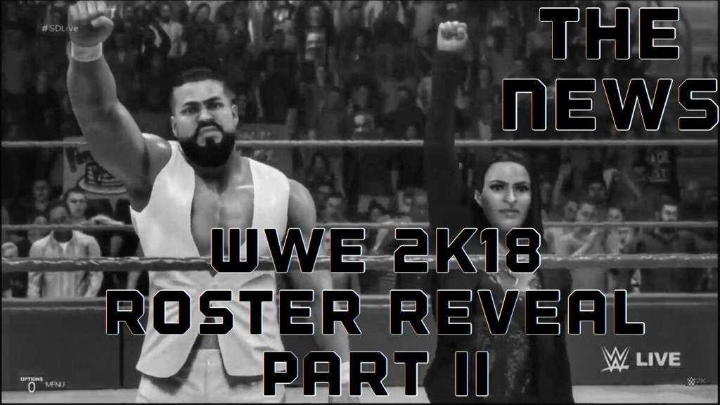 The News: WWE 2K19 Roster Reveal - Part II | Wrestling Amino