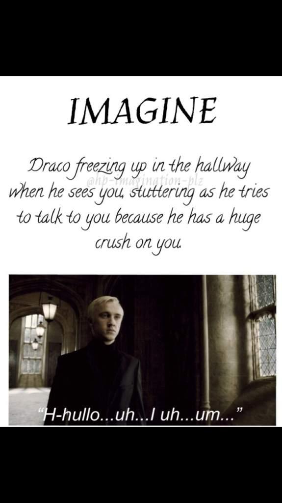 Draco imagines u gonna love it ! 💝💖 | Harry Potter Amino