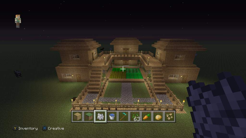 Do you what me to do a ground template of my survival house