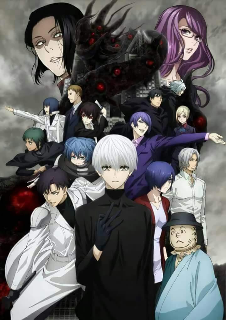 Tokyo Ghoul (Zlodusi Tokija) Sezona 4 Epizoda 12 KRAJ