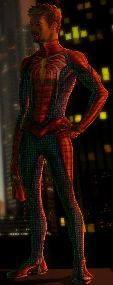 Spider,Man