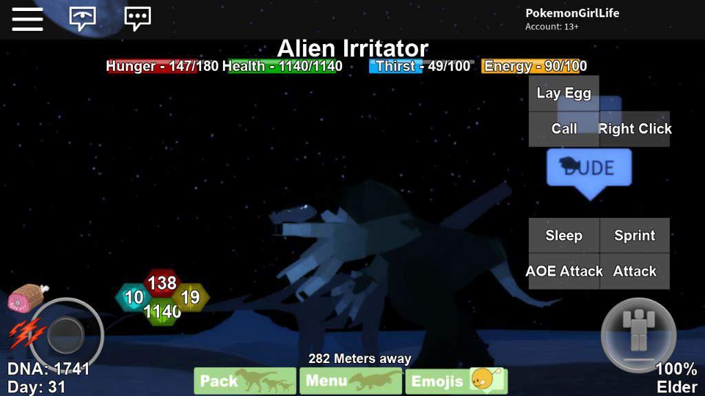 Hack For Dinosaur Simulator Roblox