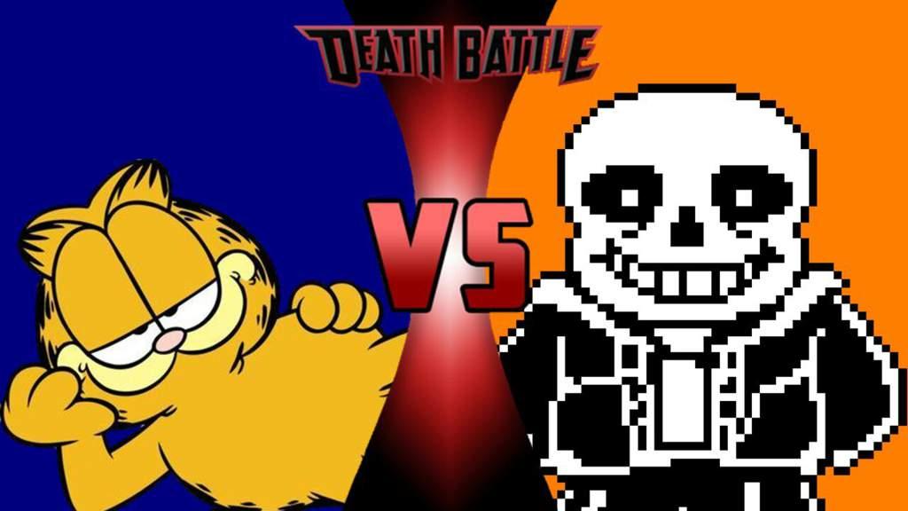 Garfield Vs Sans Dank Memes Amino