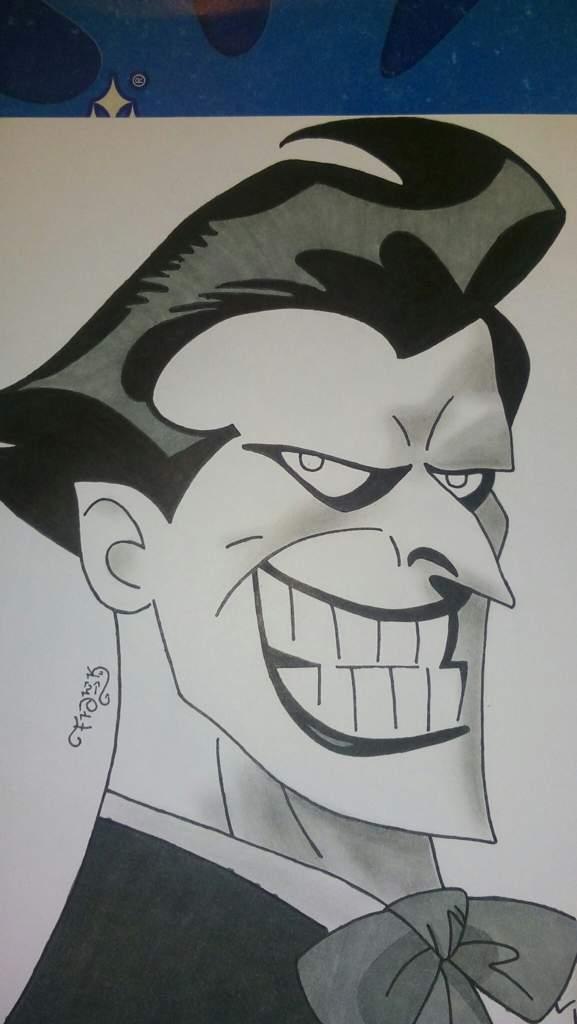 Dibujo Guasón Universal Amino Amino