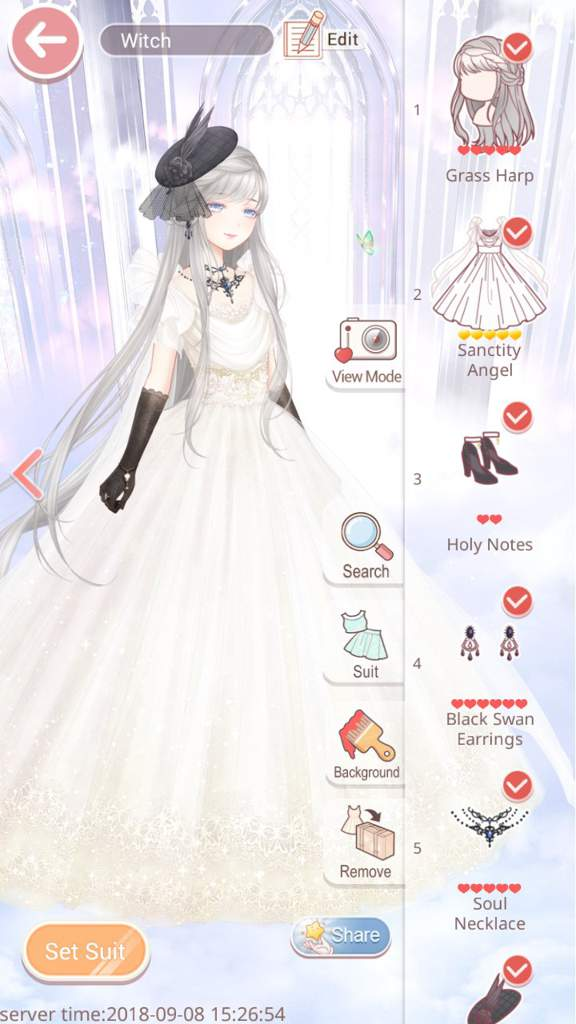 Love Nikki Dress Up Queen Amino