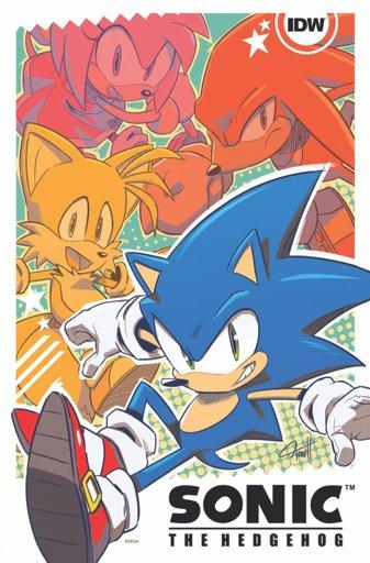 Idw Comics Quiz Issues 1 8 Sonic The Hedgehog Amino
