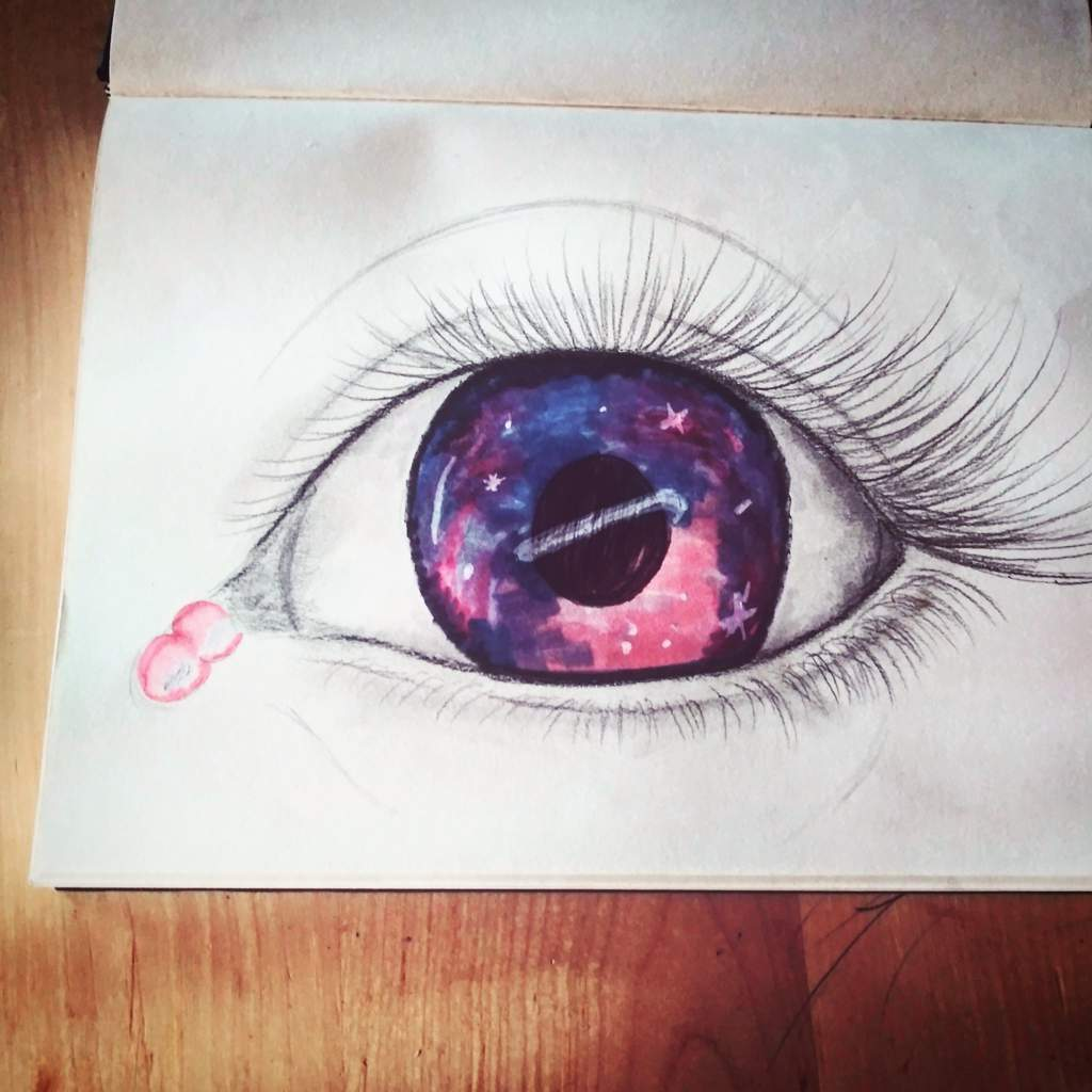 When I Look In Your Eye I See The Universe Young Artists Amino