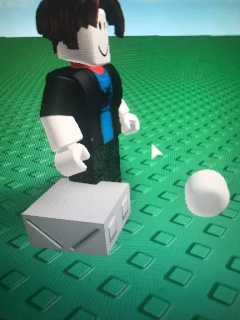 The Time I Met The Faceless Guest Roblox Amino
