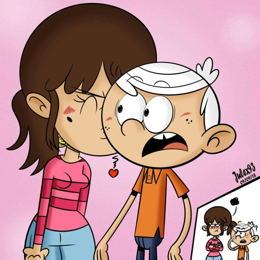 loud house cheater by the dozen