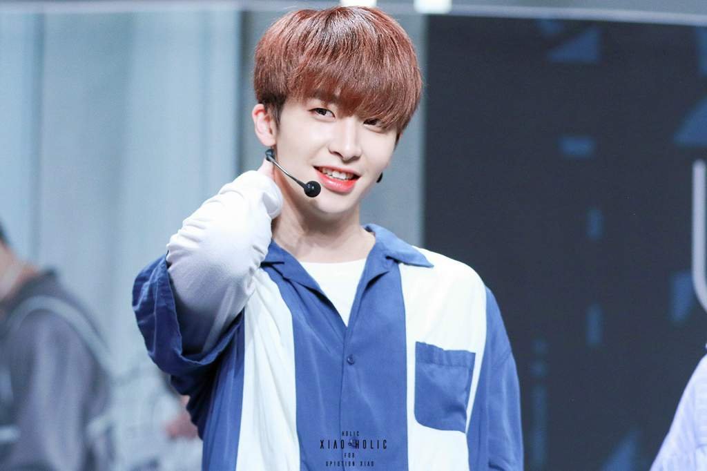 Image result for Xiao (Up10tion)