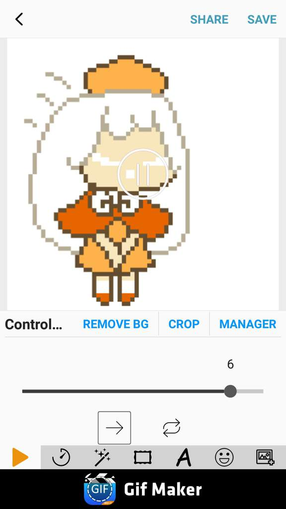 Pixel Gif (completed) | *Cookie Run* Amino