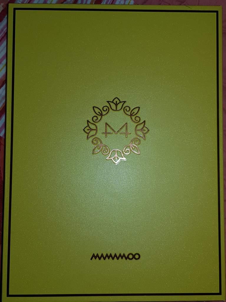 Mamamoo Yellow Flower Tracklist