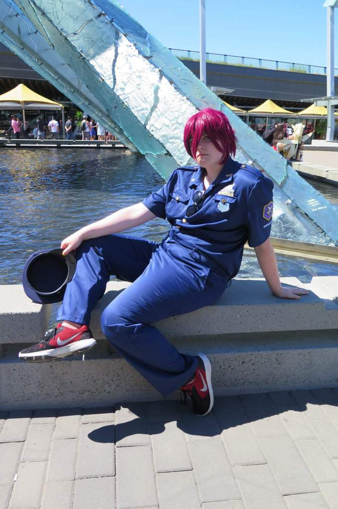 Police Rin Matsuoka Cosplay Free Amino Good quality with cheap or reasonable price! police rin matsuoka cosplay free amino