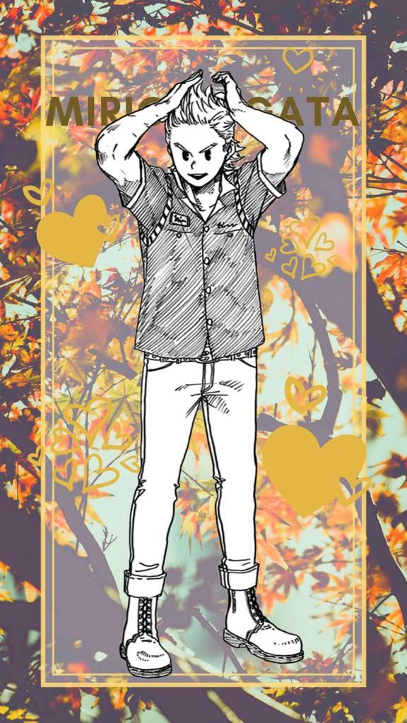Autumn {Mirio Togata X Reader}   My Hero Academia Amino