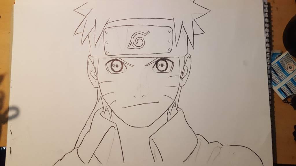 Naruto Malen