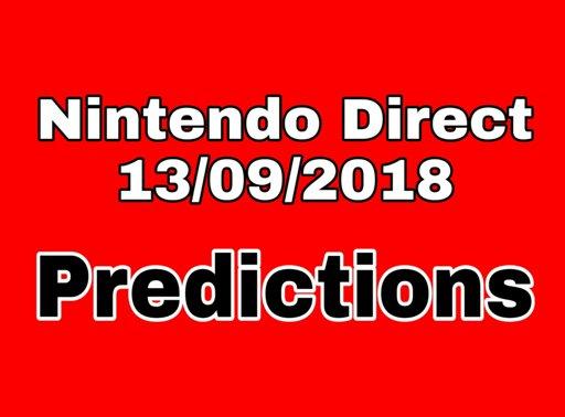 nintendo direct 2018 9 7 nintendo switch amino