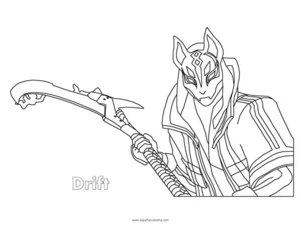 Drift drawing fortnite battle royale armory amino