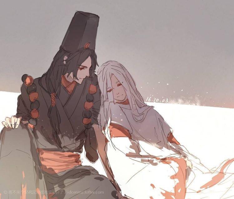 Onmyoji | Video Games Ships #6 | Yaoi Worshippers! Amino