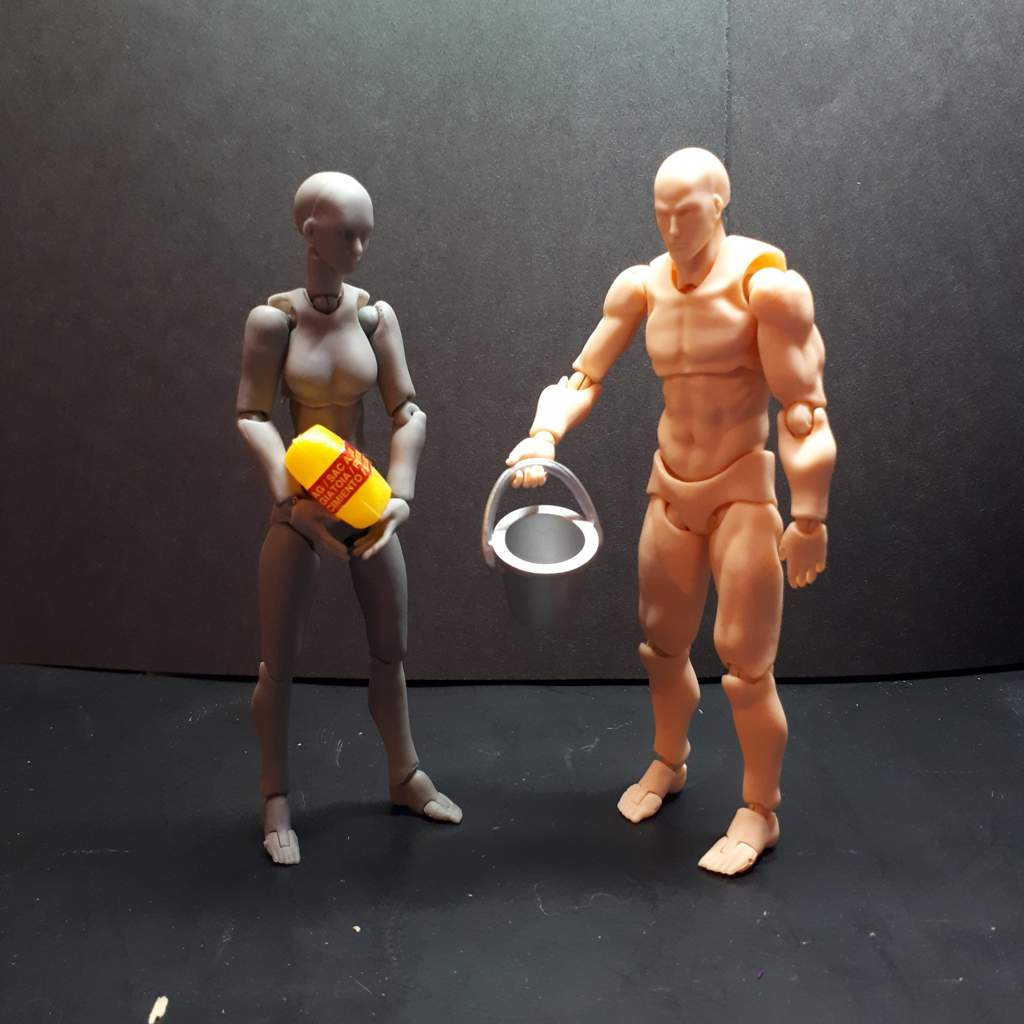 Body kun knockoffs figma mannequins review
