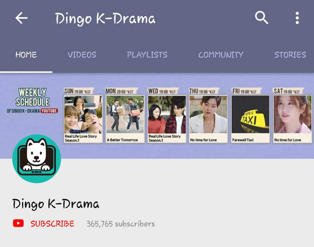 5 great youtube channels for kdramas/web dramas | Korean