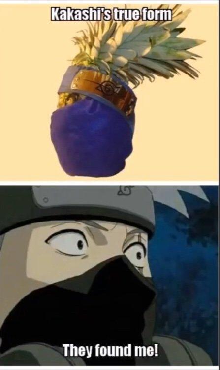Kakashi Hatake Memes Naruto Amino