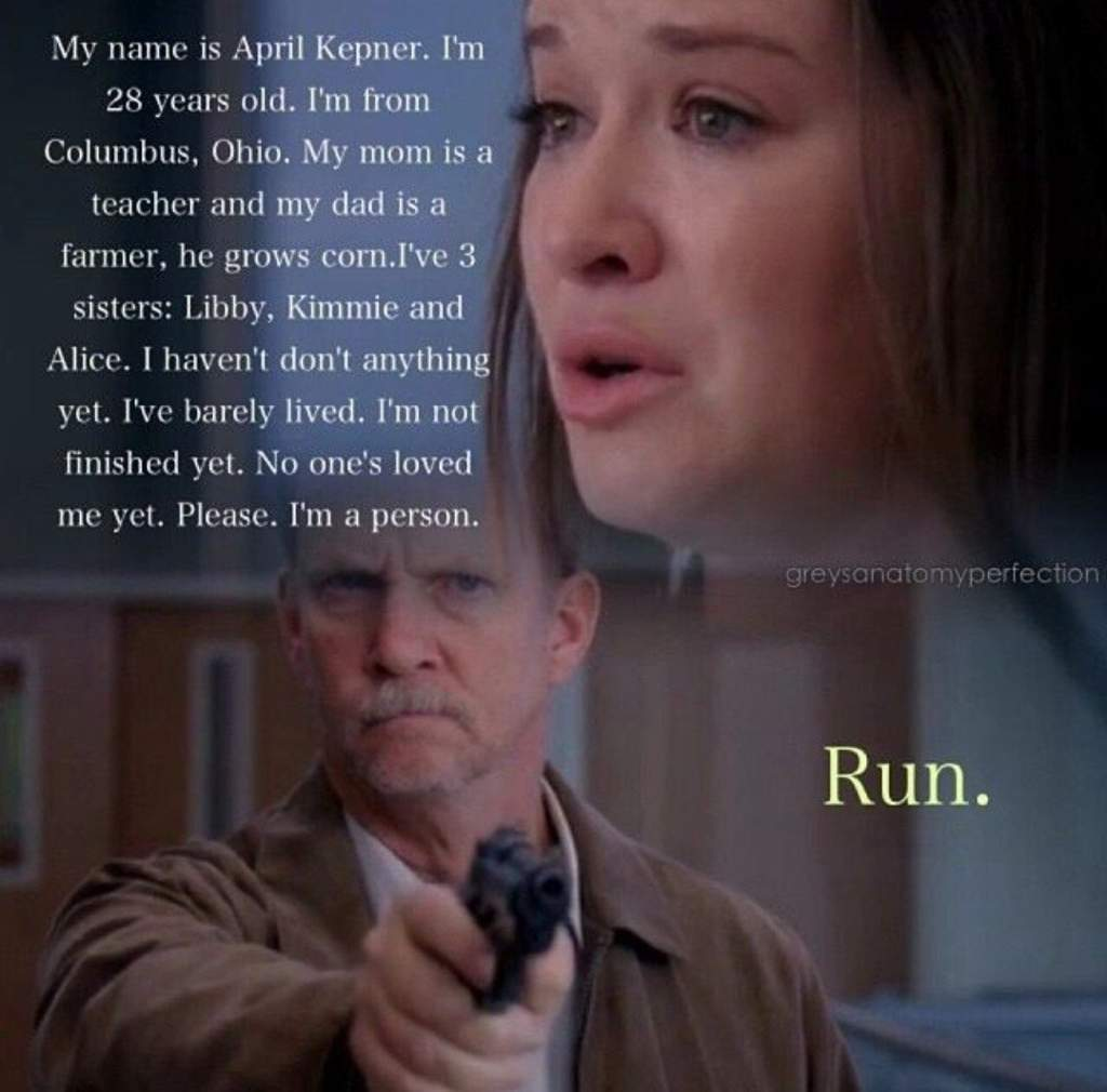 Frases De April Kepner Parte 1 Greys Anatomy Amino