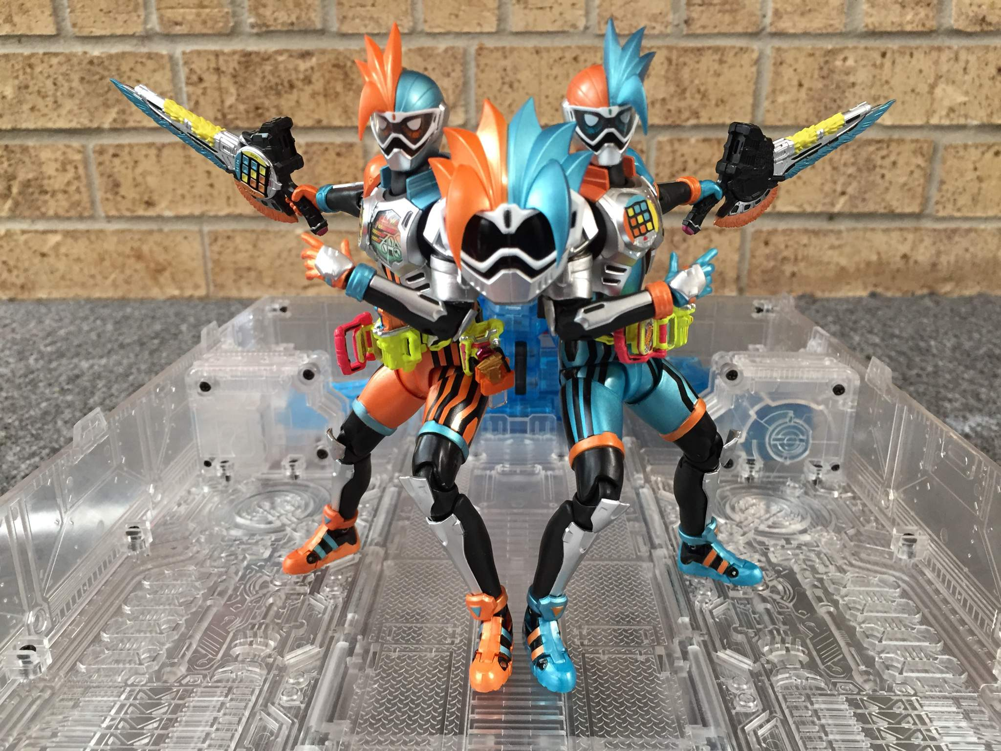 S H Figuarts Kamen Rider Ex Aid Double Action Gamer Level Xx