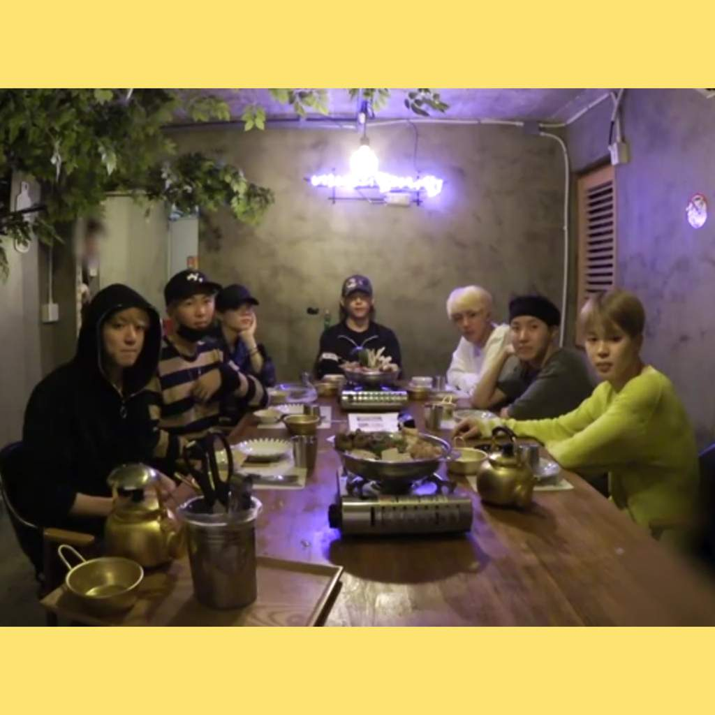 What BTS Ate in Bon Voyage S3 Ep 0 | BTS Amino