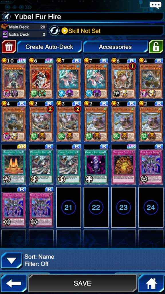Yubel Fur Hire deck challenge | Yu-Gi-Oh! Duel Links! Amino