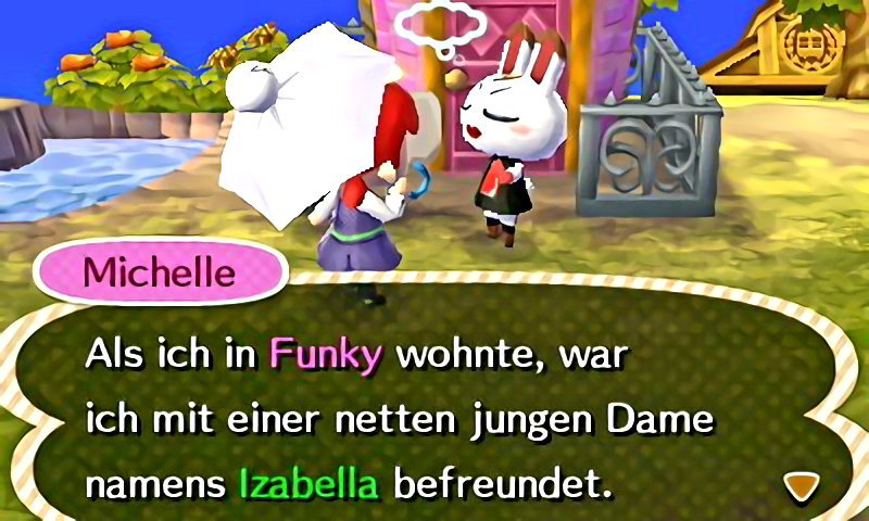 dream diary 2 mayor izabella of funky animal