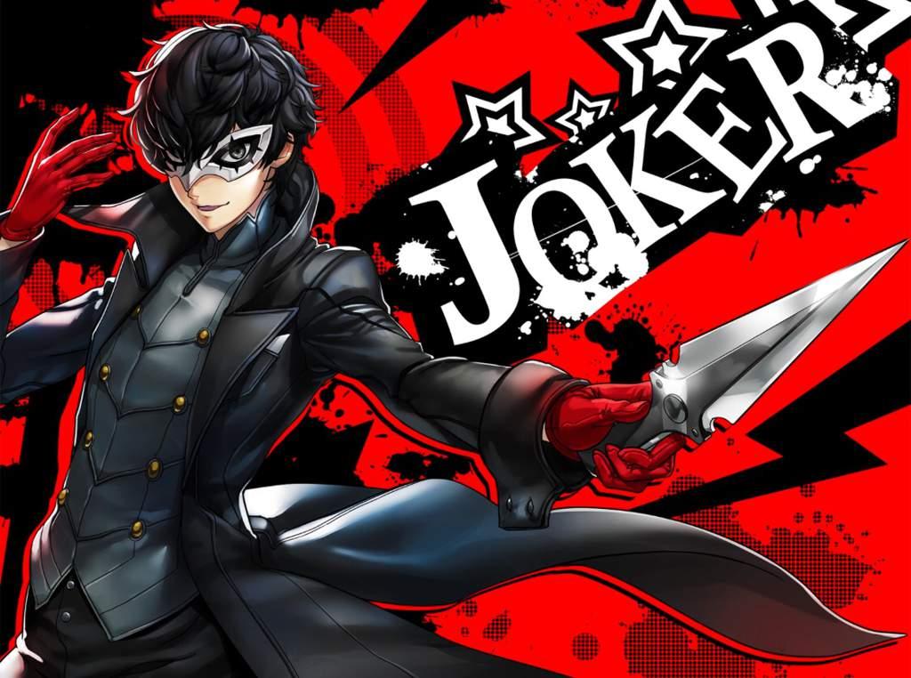 My Moveset for Joker! (Joins the Battle:Episode 12) | Smash