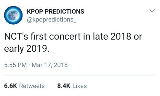 NCT Prediction 2018 | NCT (엔시티) Amino
