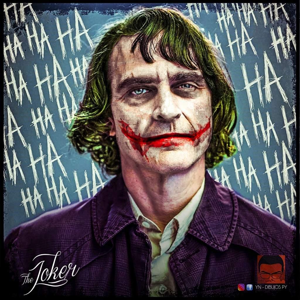Joaquin Phoenix Joker Arte Amino Amino